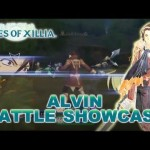 Tales of Xillia – Alvin Battle Trailer