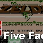 Five Facts – The Legend of Zelda